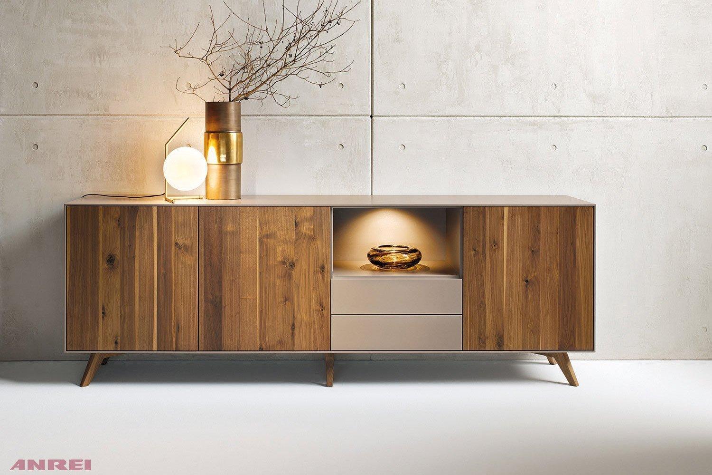 Sideboard Puro Astnuss von ANREI | Möbel Letz - Ihr Online-Shop