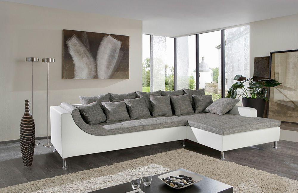 Wohnideen Wohnzimmer Grau Weiß ~ Surfinser.com Wohnideen Wohnzimmer Grau