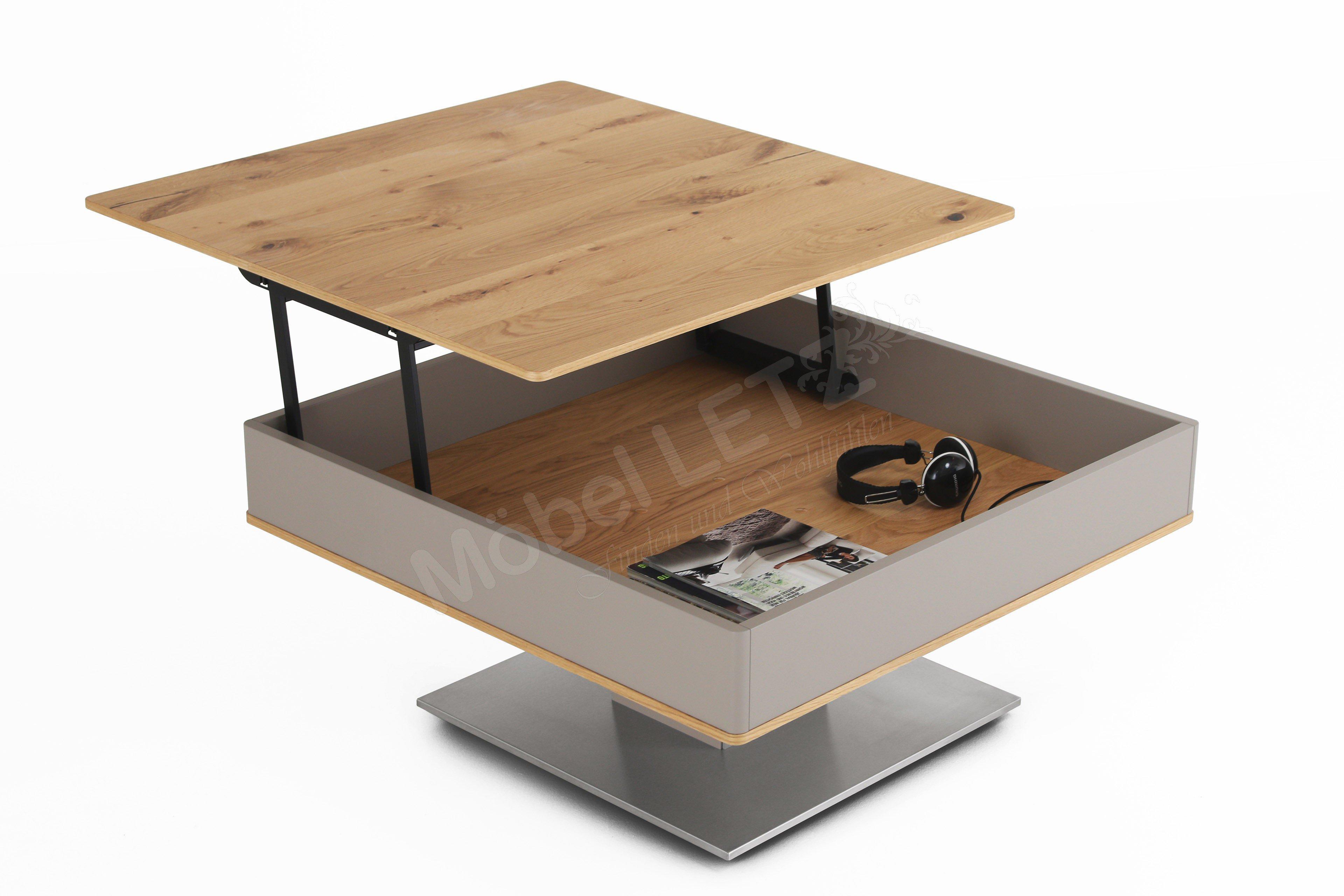 couchtisch fabienne ct302 85l aus der kollektion letz m bel letz ihr online shop. Black Bedroom Furniture Sets. Home Design Ideas