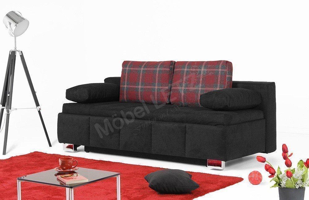 kollektion letz schlafsofa richy mit bettkasten m bel. Black Bedroom Furniture Sets. Home Design Ideas