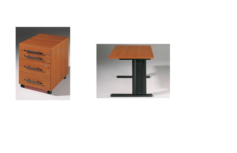 Welle Büro Combi+ Kirsche. | Möbel Letz - Ihr Online-Shop