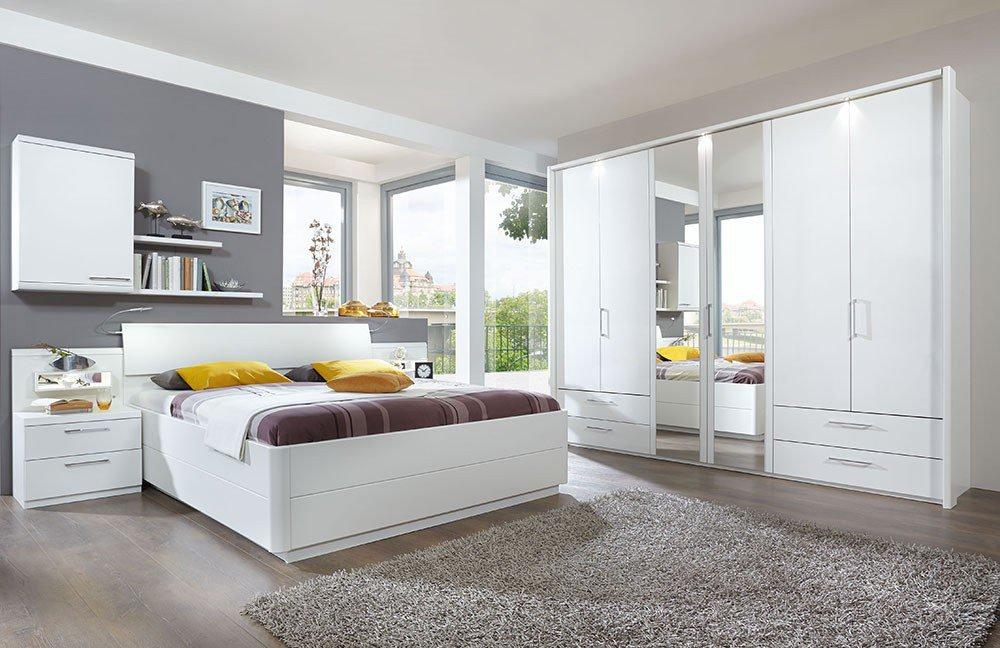 Disselkamp Schlafzimmer Calida weiß | Möbel Letz - Ihr Online-Shop
