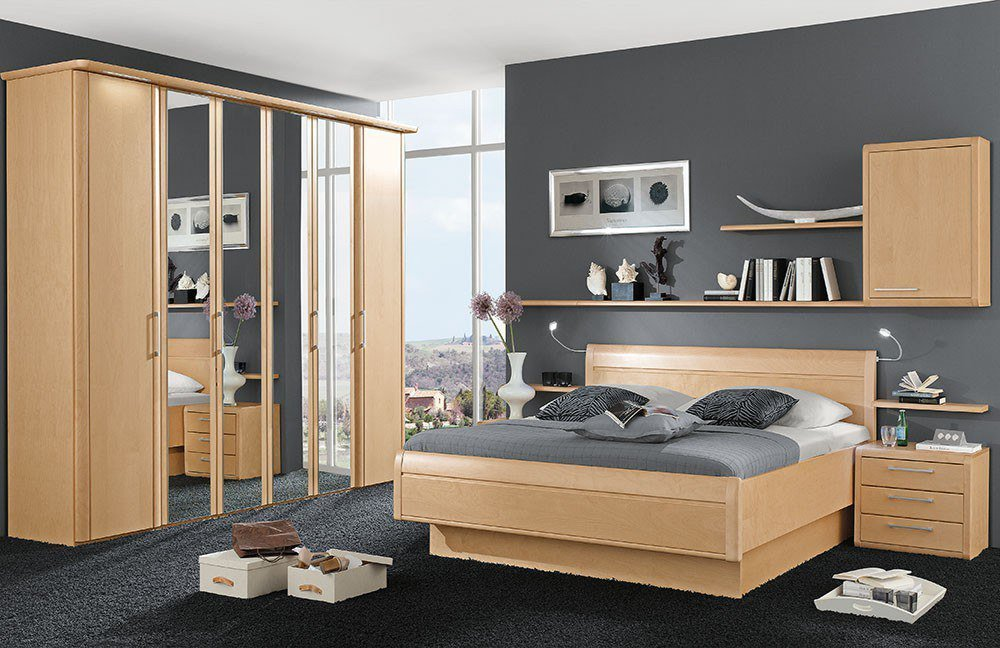disselkamp cupero schlafzimmer birke m bel letz ihr. Black Bedroom Furniture Sets. Home Design Ideas
