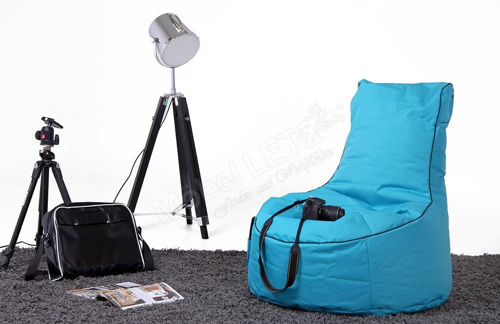 sitzsack swing scuba petrol von magma heimtex m bel letz ihr online shop. Black Bedroom Furniture Sets. Home Design Ideas