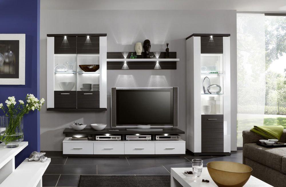 wohnwand berlin 2b aus der kollektion letz m bel letz. Black Bedroom Furniture Sets. Home Design Ideas