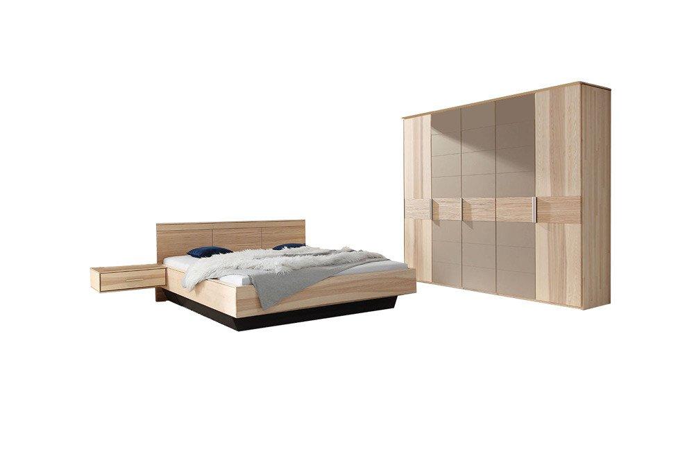 Massivholzm Bel K Ln schlafzimmer massivholz esche thielemeyer strukturesche mira multi m bel letz eckb nke massiv