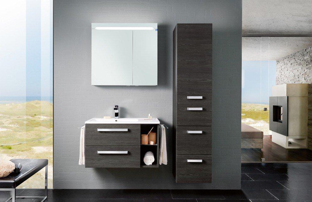 badezimmer 3070 robinie von marlin m bel letz ihr online shop. Black Bedroom Furniture Sets. Home Design Ideas