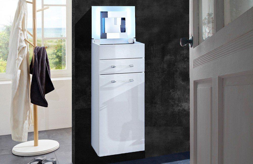 schminkschrank 3130 wei von marlin m bel letz ihr. Black Bedroom Furniture Sets. Home Design Ideas