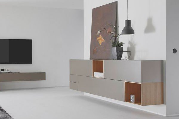sudbrock wohnwand cubo v678 mocca sienna wildeiche m bel letz ihr online shop. Black Bedroom Furniture Sets. Home Design Ideas