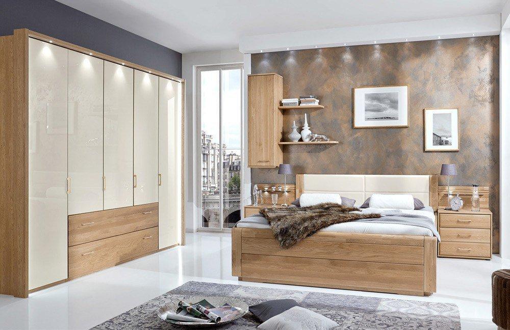 Wiemann Lido Schlafzimmer teilmassiv | Möbel Letz - Ihr Online-Shop
