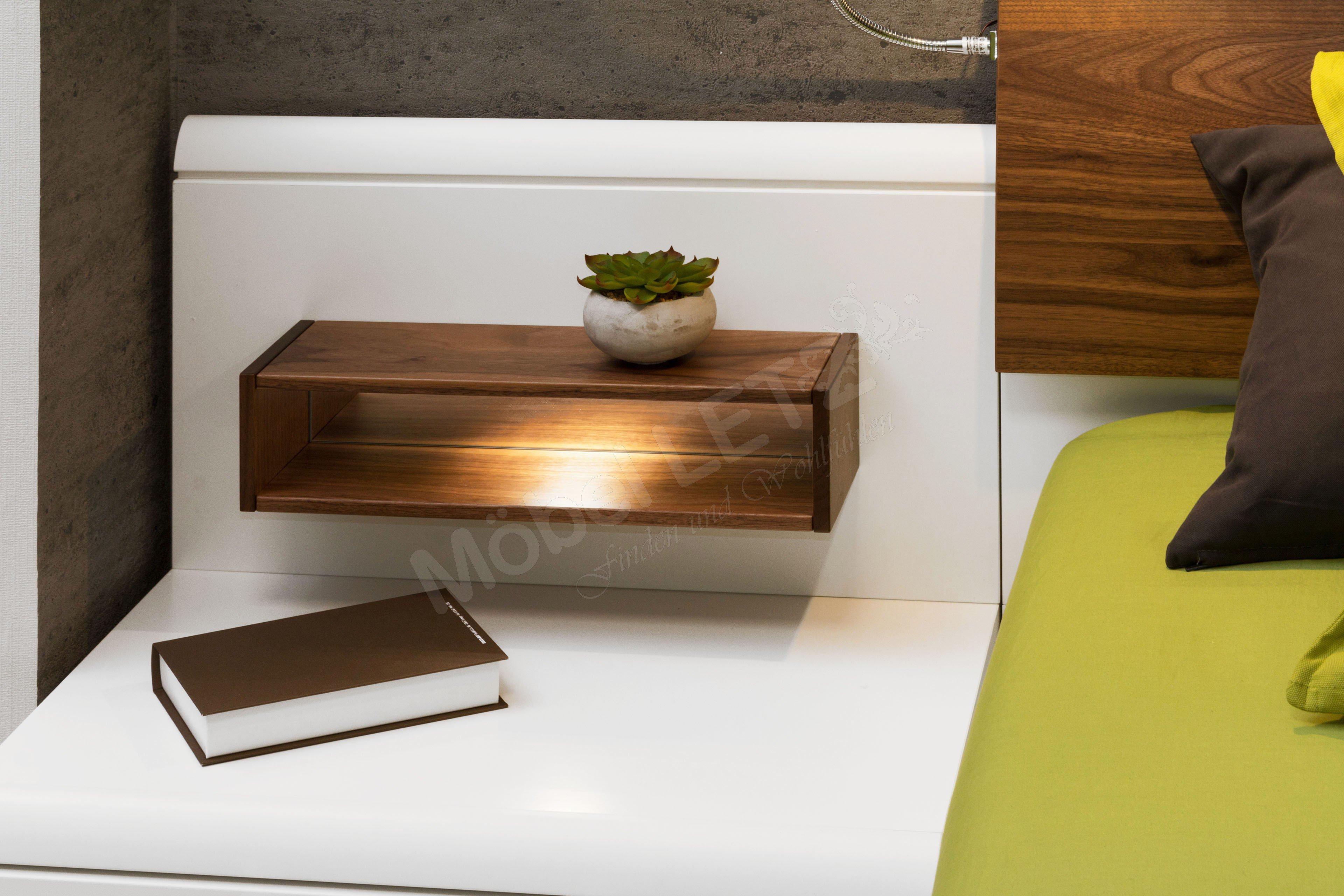 disselkamp schlafzimmer calida nussbaum wei m bel letz ihr online shop. Black Bedroom Furniture Sets. Home Design Ideas