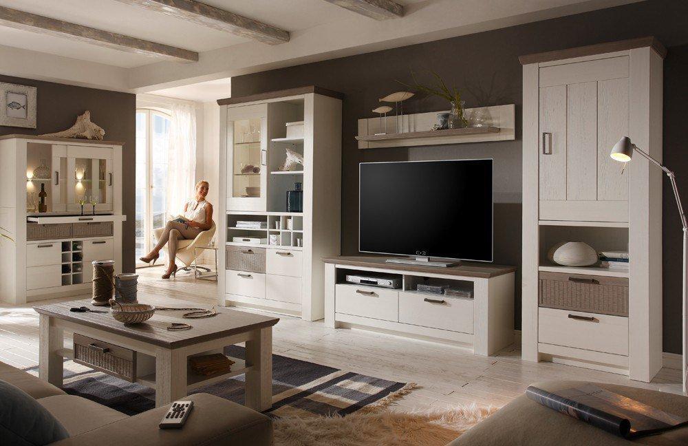 Wohnwand i catania von casada m bel letz ihr online shop - Casada mobel wohnzimmer ...