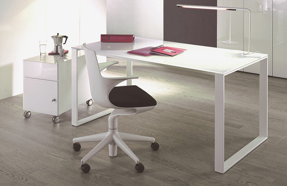 Schreibtisch weiß  Reinhard maxim Schreibtisch weiß | Möbel Letz - Ihr Online-Shop