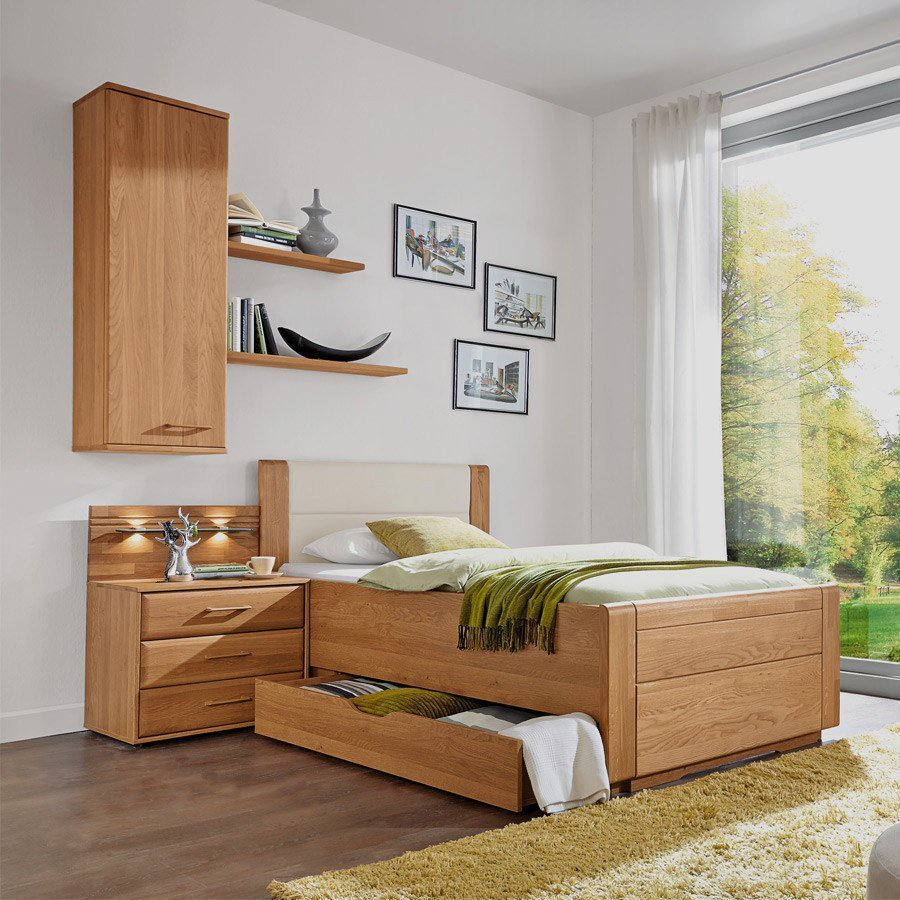 schlafzimmer komplett erle estella biber bettw sche www. Black Bedroom Furniture Sets. Home Design Ideas