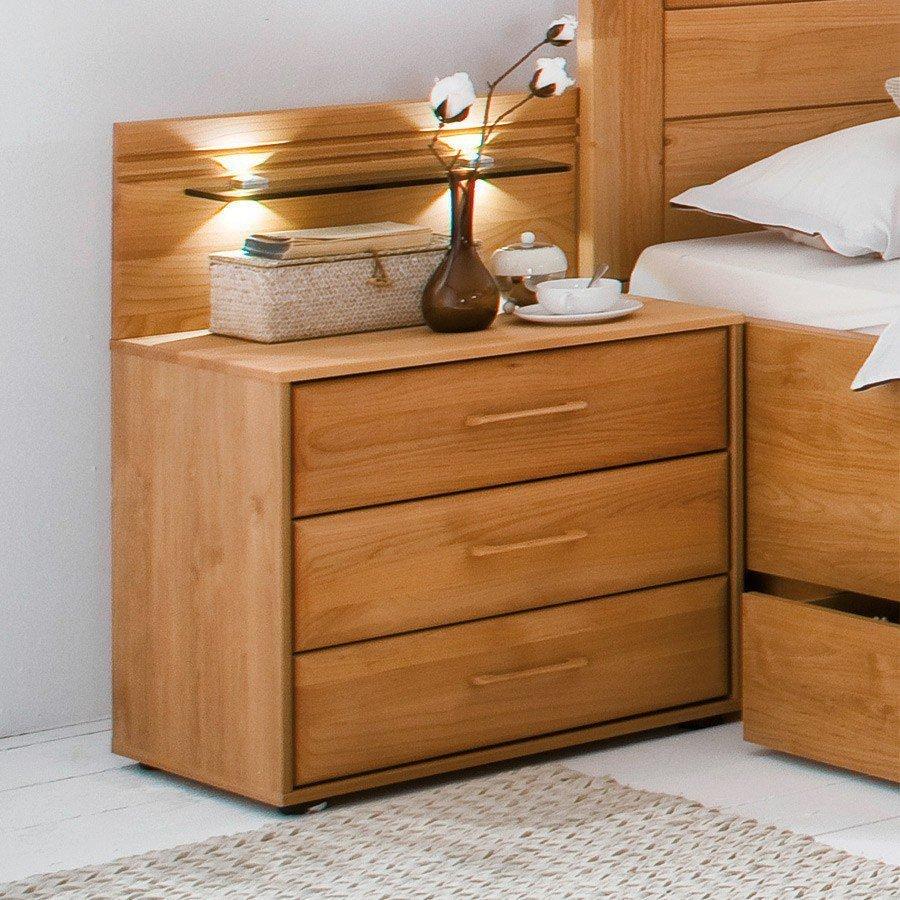 wiemann lido einzelbett schweber erle m bel letz ihr online shop. Black Bedroom Furniture Sets. Home Design Ideas