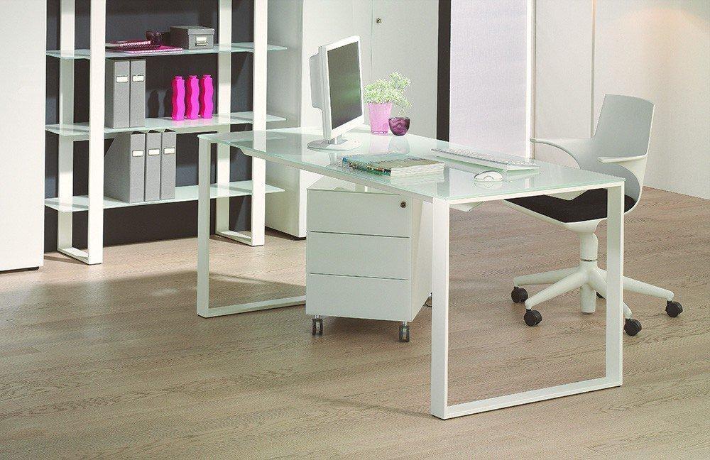 Reinhard Schreibtischkombi maxim weiß | Möbel Letz - Ihr Online-Shop