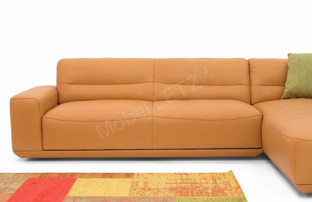 willi schillig 20560 william ledergarnitur brandy m bel letz ihr online shop. Black Bedroom Furniture Sets. Home Design Ideas