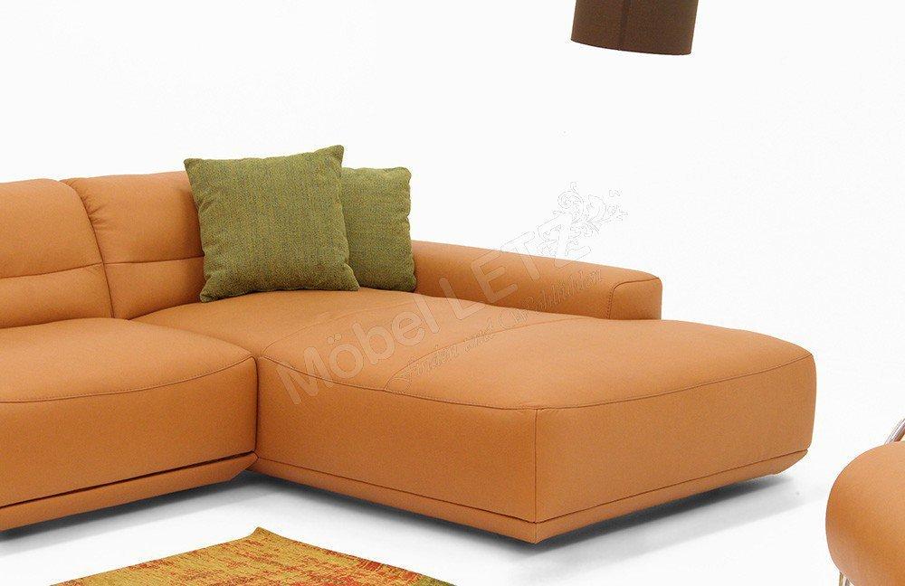 willi schillig 20560 william ledergarnitur brandy m bel. Black Bedroom Furniture Sets. Home Design Ideas