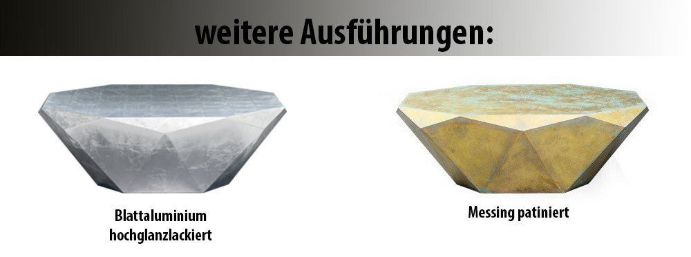 couchtisch stealth r145a aluminium von bretz m bel letz ihr online m bel shop. Black Bedroom Furniture Sets. Home Design Ideas