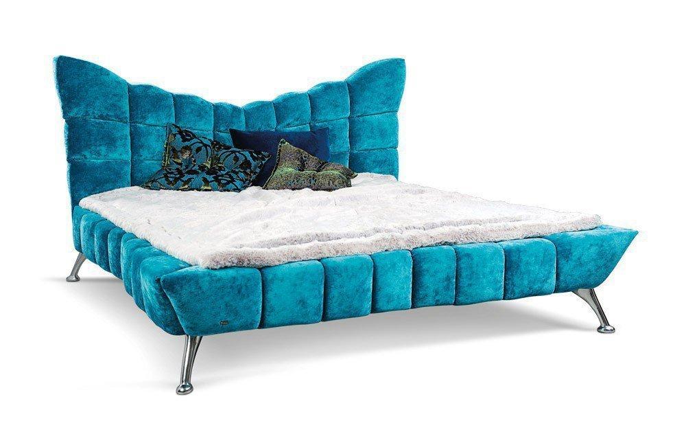 bretz cloud 7 polsterbett capriblau m bel letz ihr online shop. Black Bedroom Furniture Sets. Home Design Ideas