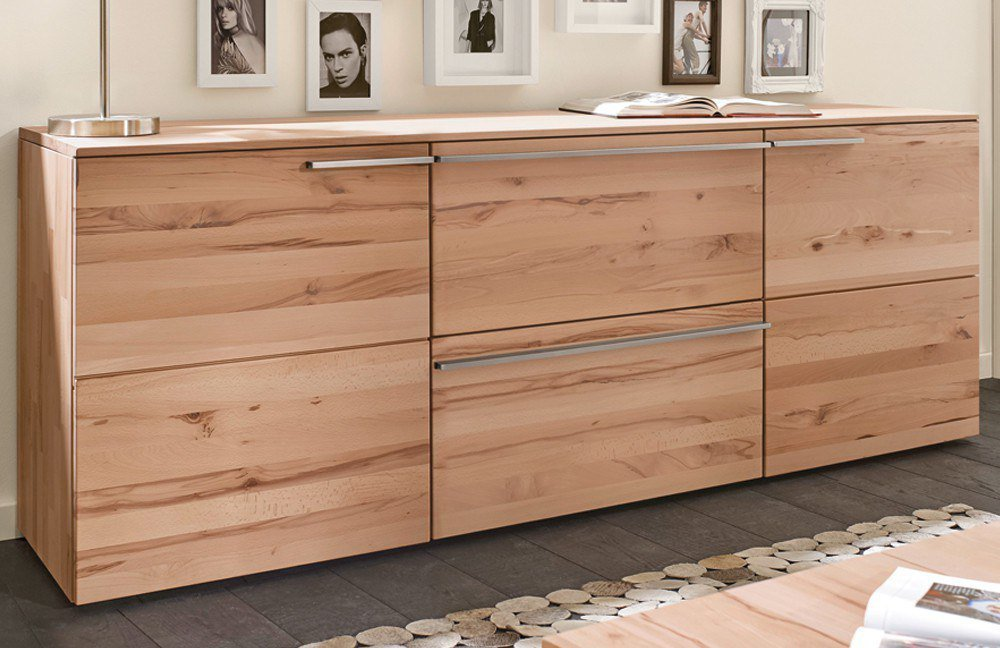 sideboard media natur 7449 ramus buche von loddenkemper m bel letz ihr online shop. Black Bedroom Furniture Sets. Home Design Ideas