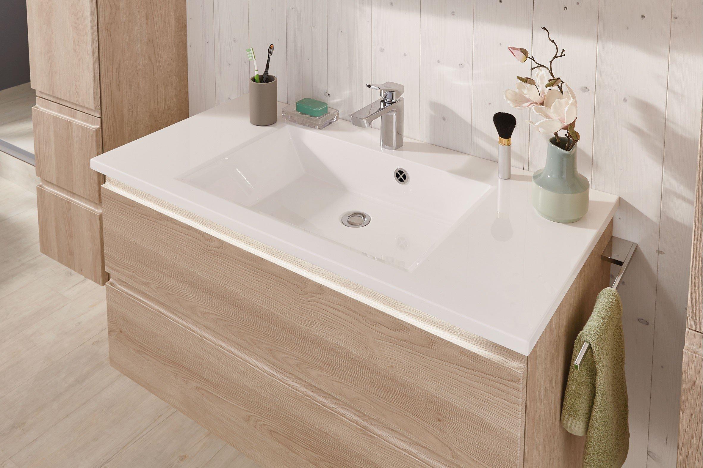 badezimmer ace eiche sand von puris m bel letz ihr online shop. Black Bedroom Furniture Sets. Home Design Ideas