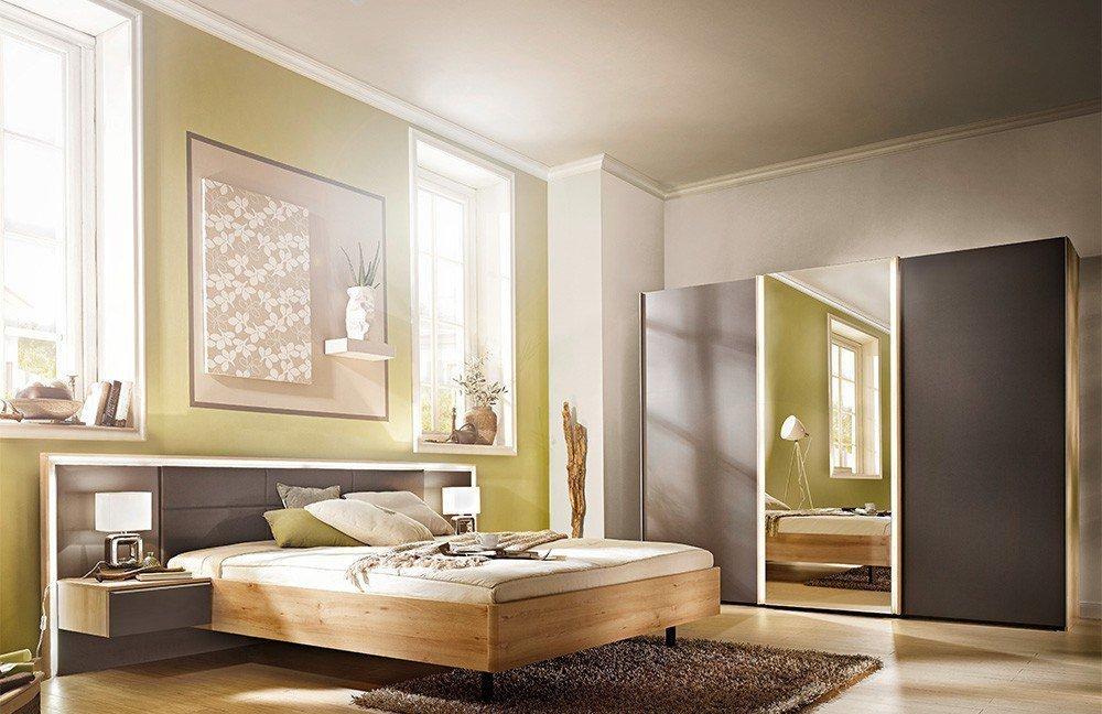 Nolte Möbel Ipanema Schlafzimmer samtbraun   Möbel Letz - Ihr ...