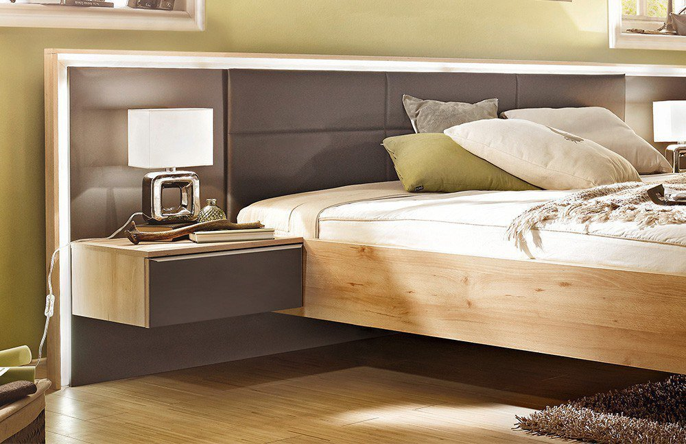 nolte m bel ipanema schlafzimmer samtbraun m bel letz ihr online shop. Black Bedroom Furniture Sets. Home Design Ideas