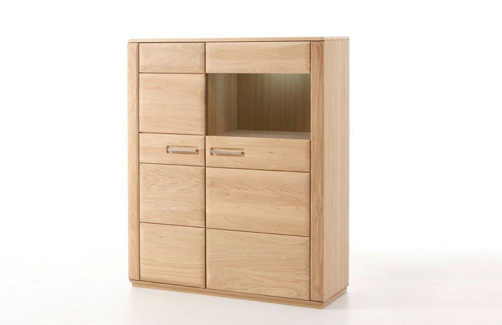 mca furniture highboard sena eb200t22 m bel letz ihr online shop. Black Bedroom Furniture Sets. Home Design Ideas