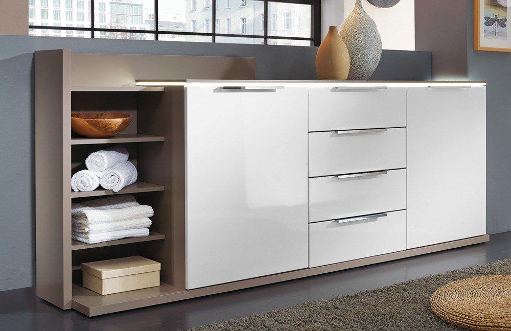 rauch 20up kombikommode fango wei m bel letz ihr online shop. Black Bedroom Furniture Sets. Home Design Ideas