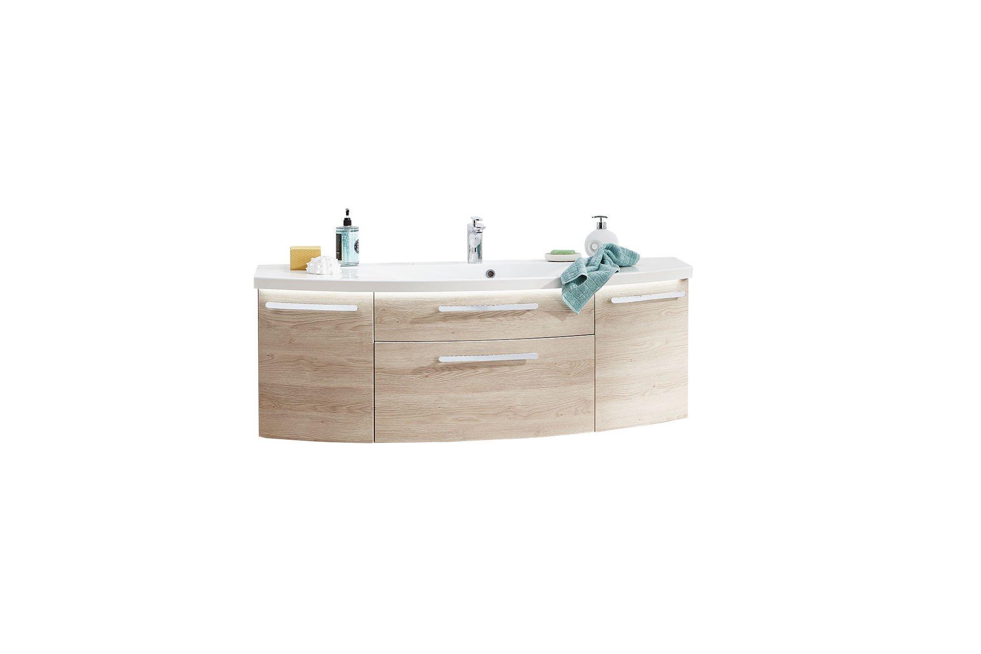 badezimmer vuelta eiche sand von puris m bel letz ihr online shop. Black Bedroom Furniture Sets. Home Design Ideas