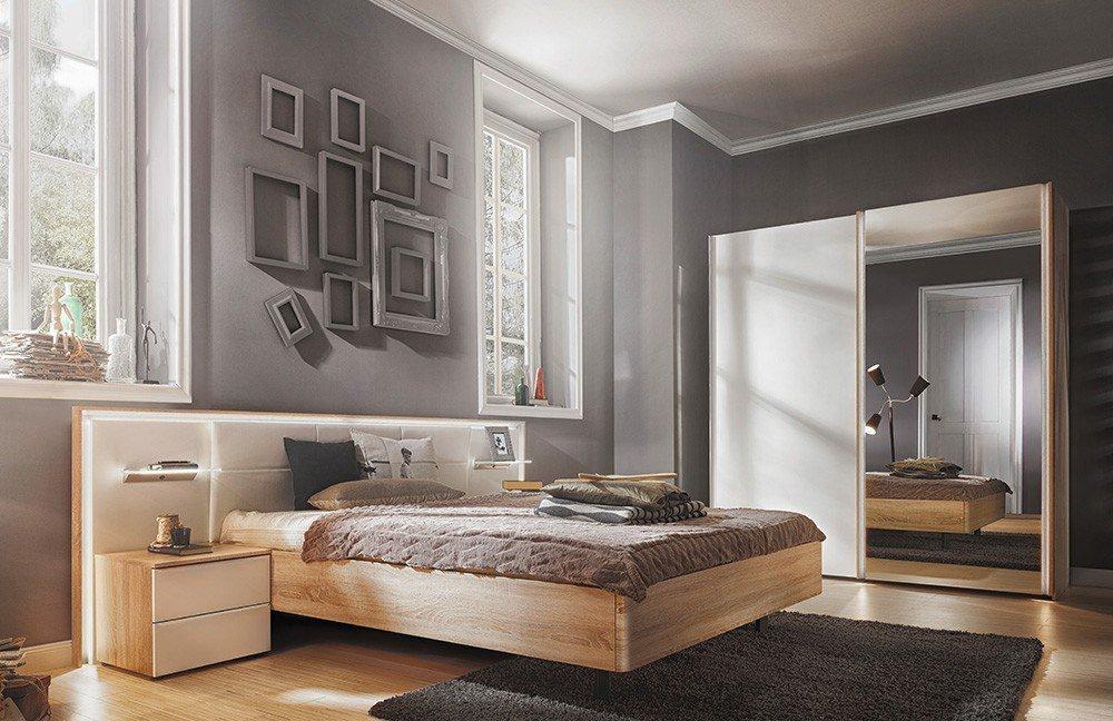 Ipanema Von Nolte Möbel   Schlafzimmer Sonoma Eiche/ Weiß