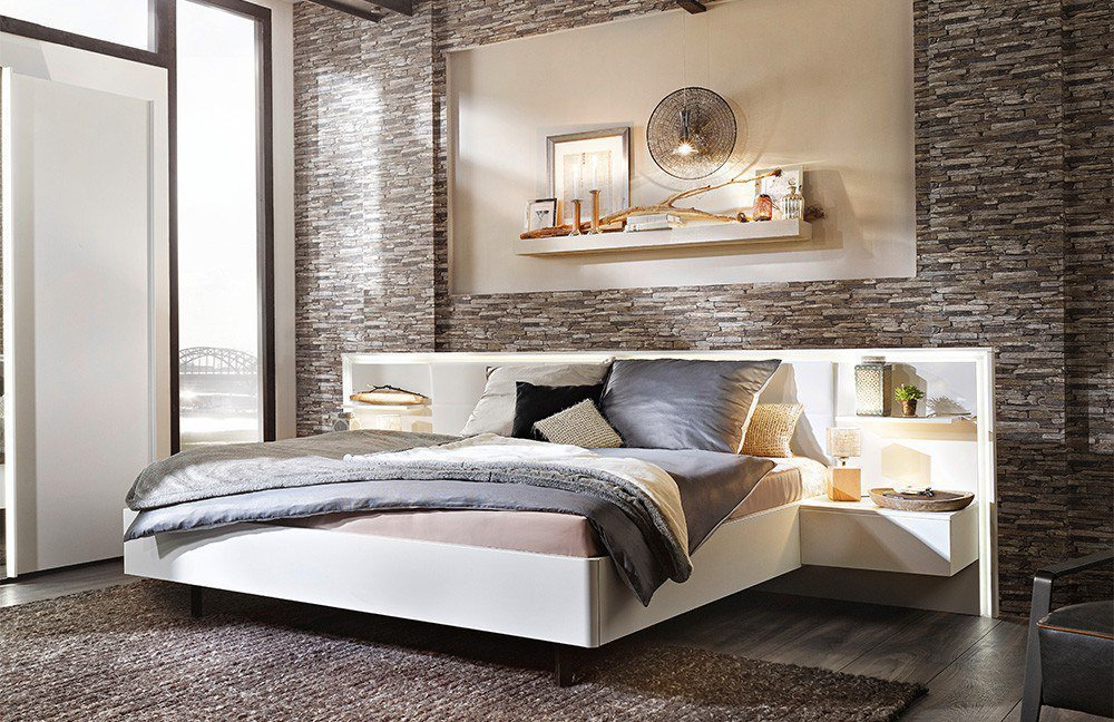 Nolte Möbel Ipanema Schlafzimmer weiß   Möbel Letz - Ihr Online-Shop