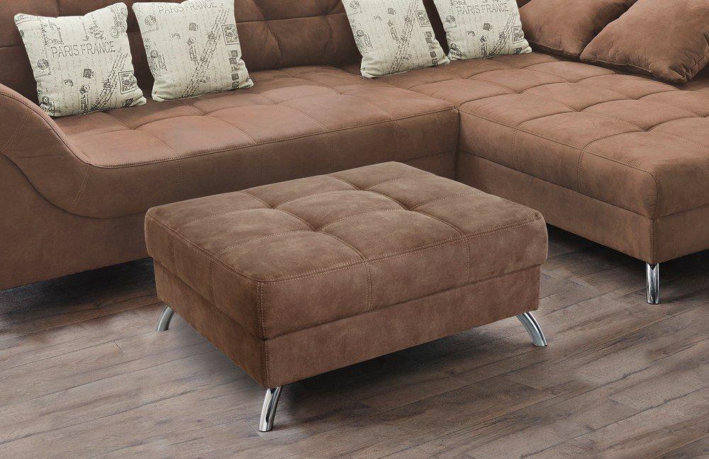 jockenh fer san francisco hocker in rotbraun m bel letz ihr online shop. Black Bedroom Furniture Sets. Home Design Ideas