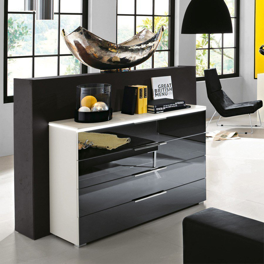 rauch 20up kommode wei grauspiegel m bel letz ihr online shop. Black Bedroom Furniture Sets. Home Design Ideas