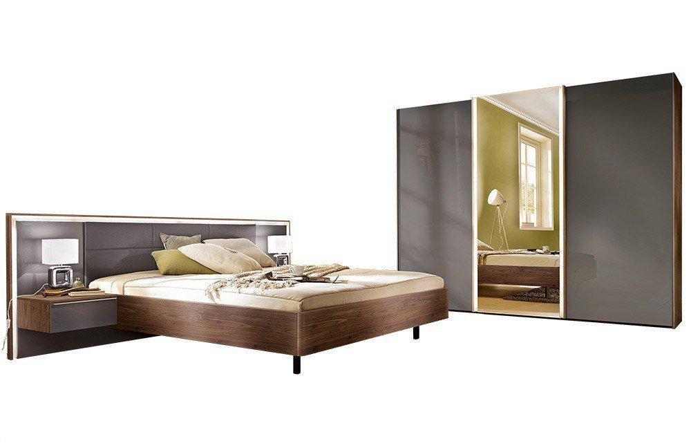 Nolte ipanema schlafzimmer macadamia nussbaum graphit m bel letz ihr online shop - Schlafzimmer von nolte ...