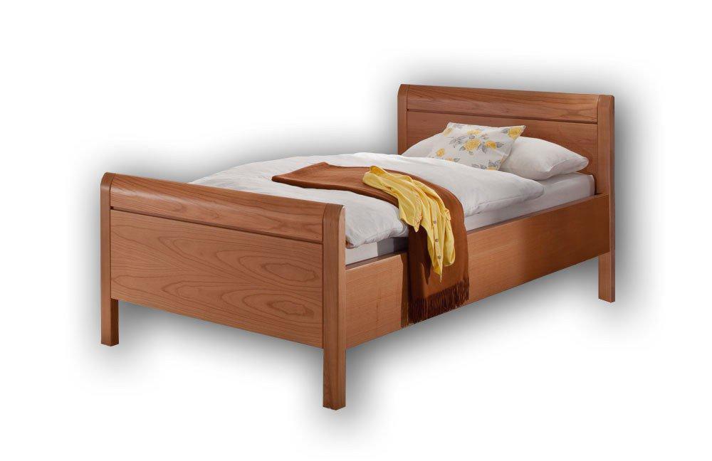 dietz morani einzelbett kirsche ambra m bel letz ihr online shop. Black Bedroom Furniture Sets. Home Design Ideas