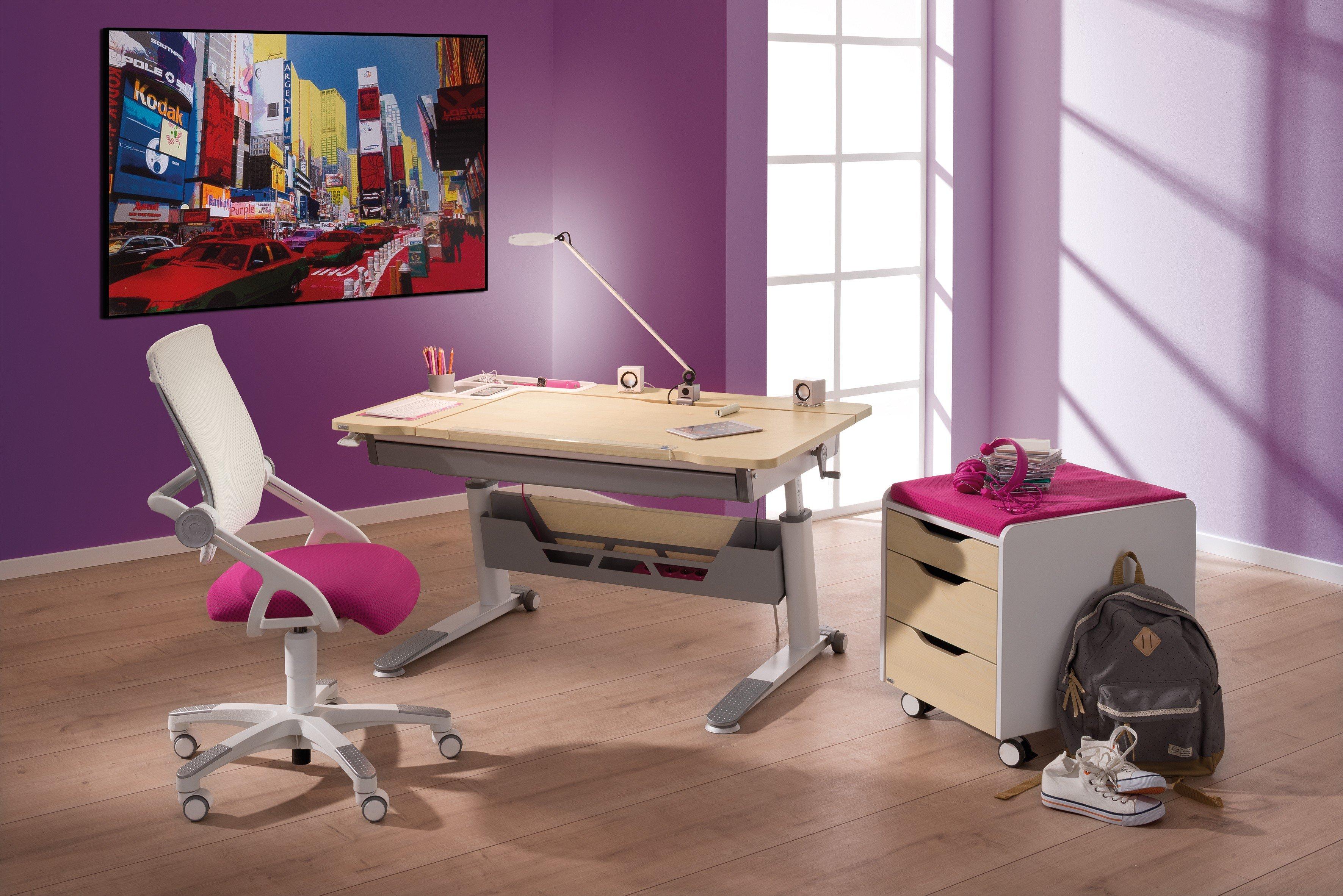 schreibtisch von paidi jaro kreidewei m bel letz ihr online shop. Black Bedroom Furniture Sets. Home Design Ideas