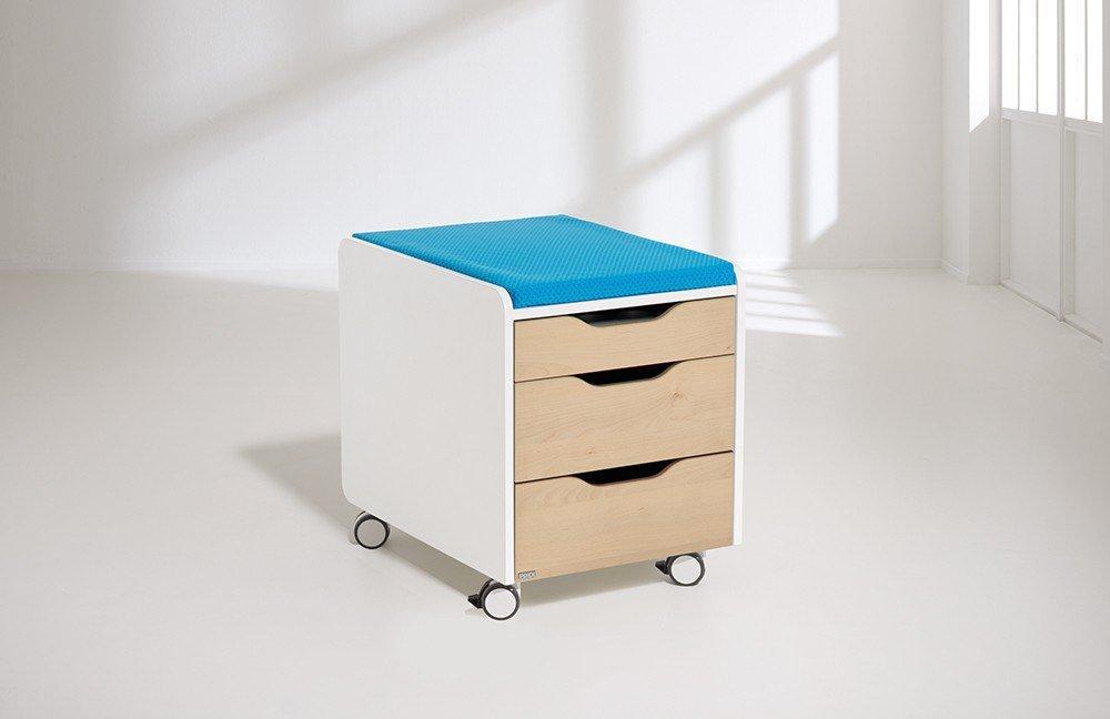 Paidi Etagenbett Ylvie 140 : Schreibtisch von paidi jaro kreideweiß möbel letz ihr online shop