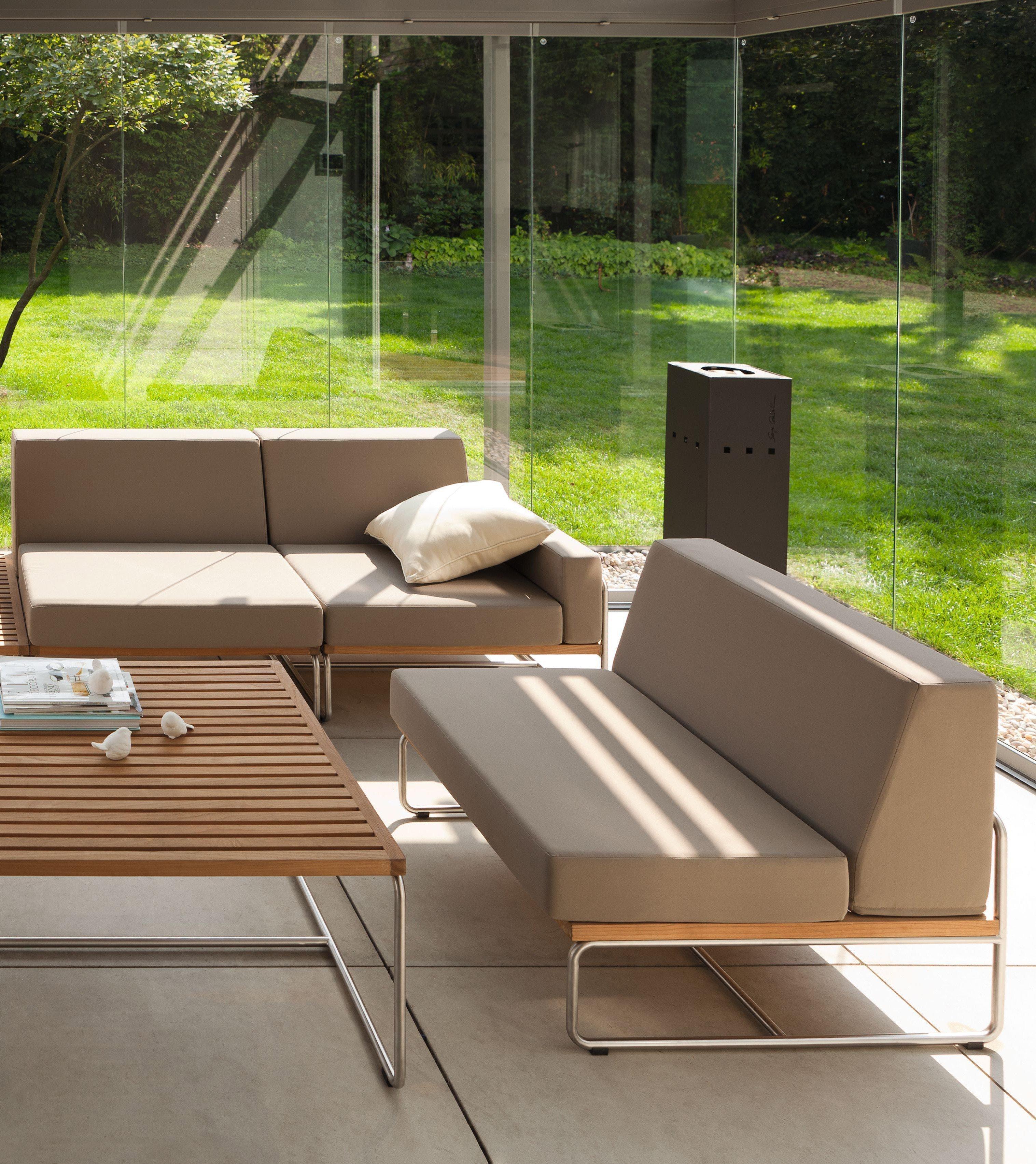 Lounge Set Baro Queen s Garden Teak
