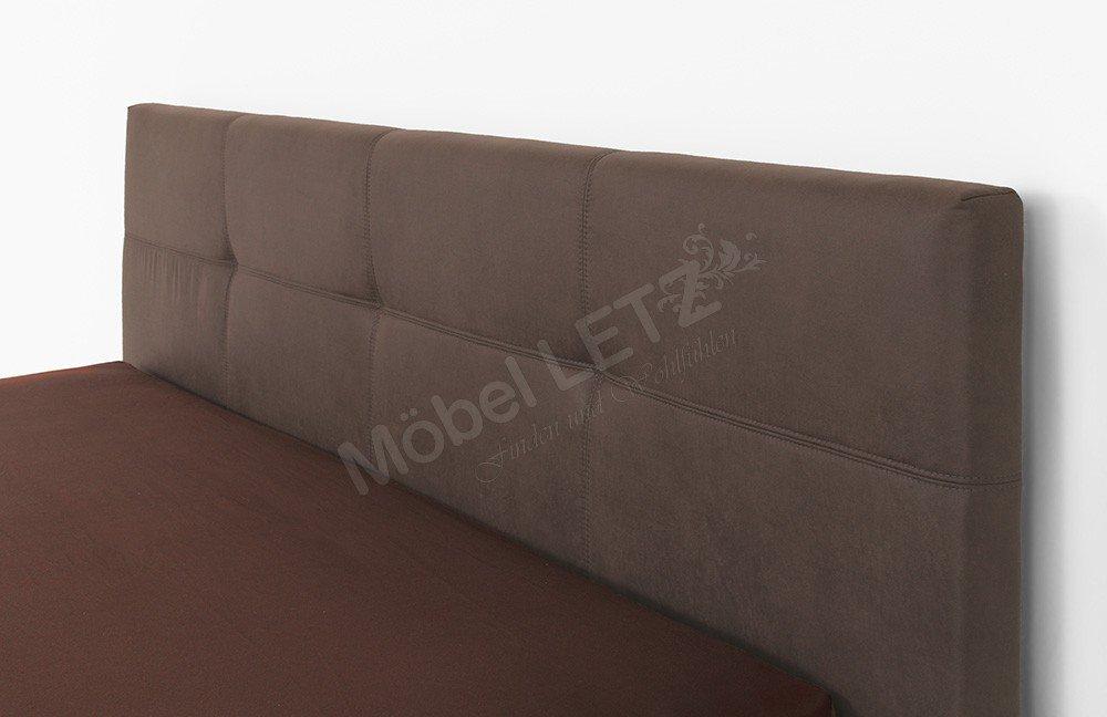 Polsterbett in domo Modell ID. 550 Style A | Möbel Letz - Ihr Online ...