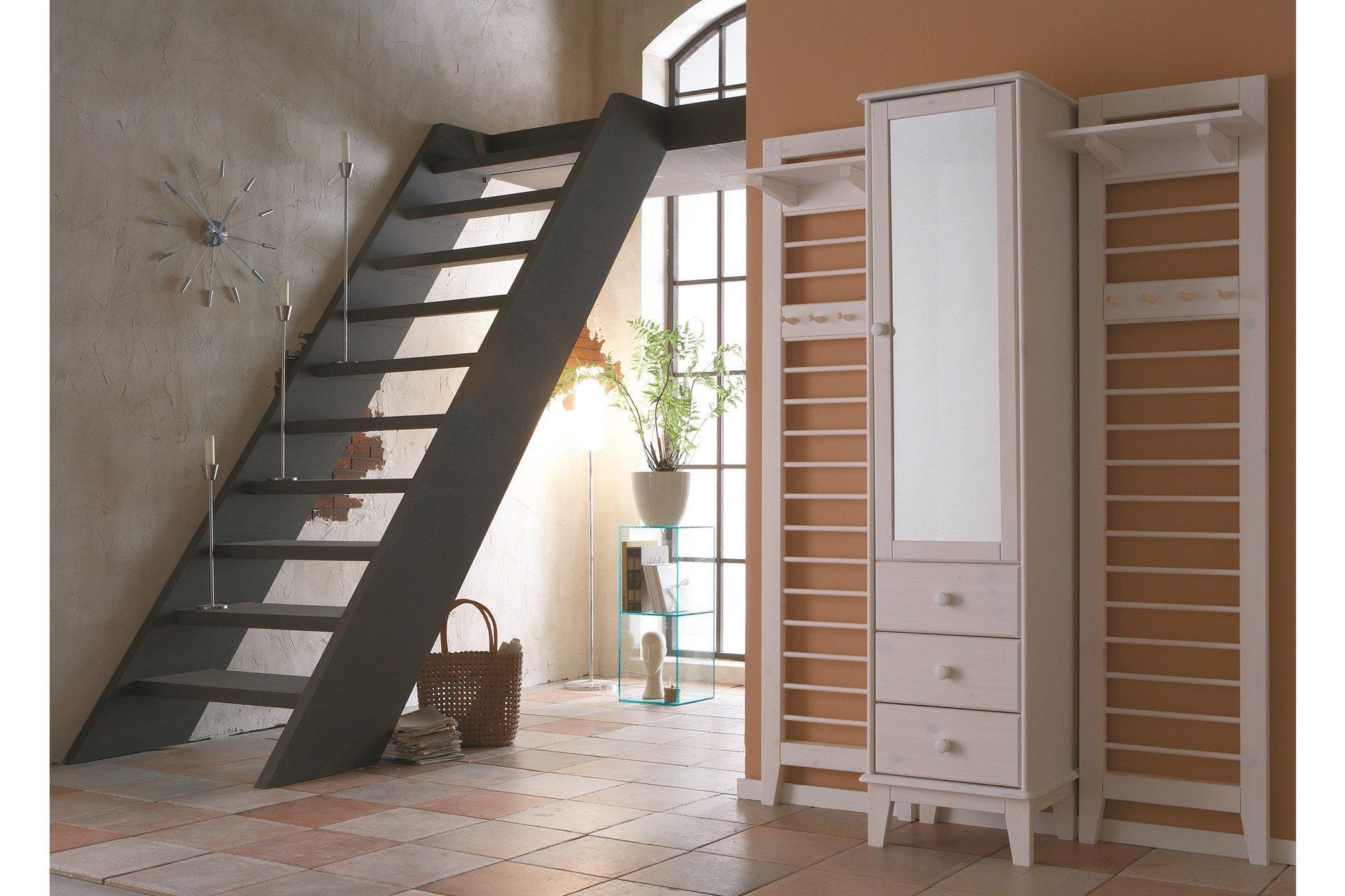 kiefer garderobe simple kommode mia luxury kommode kiefer. Black Bedroom Furniture Sets. Home Design Ideas