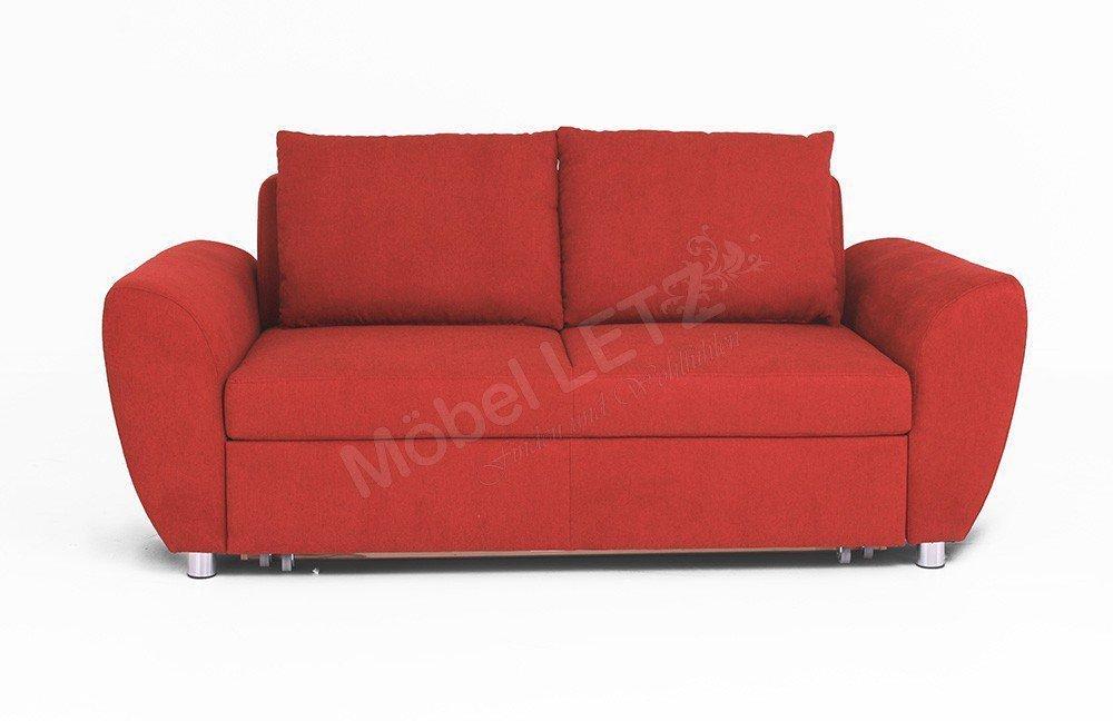 Multiflexx Von Poco Home Trend Sofa Cherry