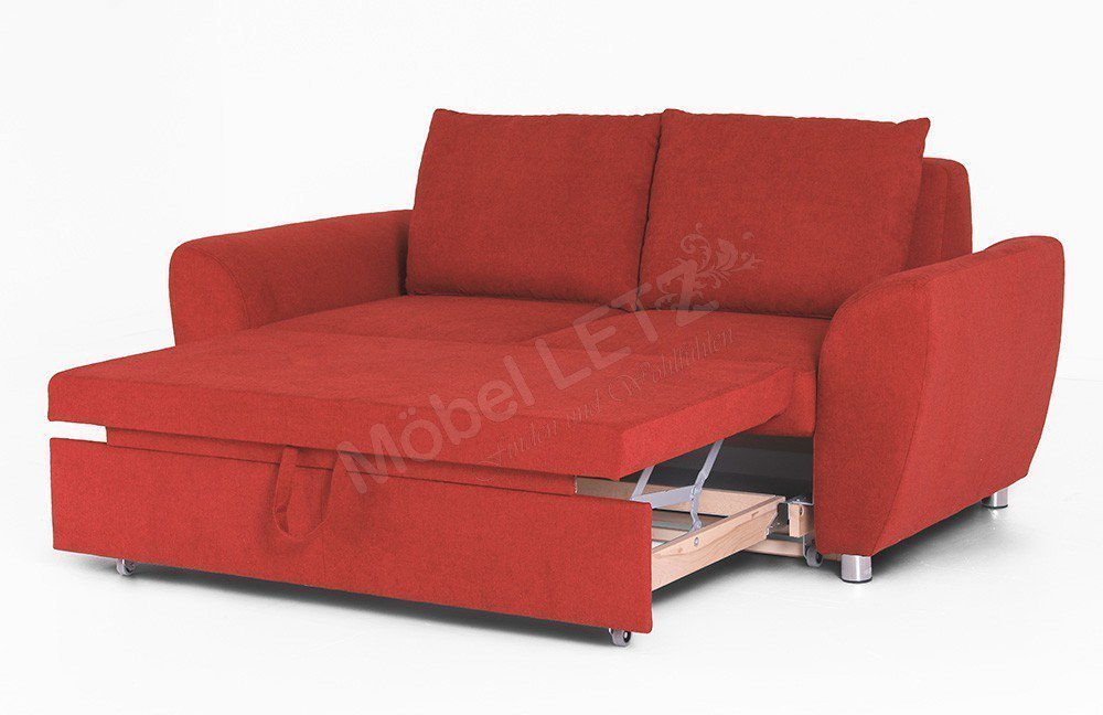 poco polsterm bel multiflexx allround schlafsofa in rot m bel letz ihr online shop. Black Bedroom Furniture Sets. Home Design Ideas