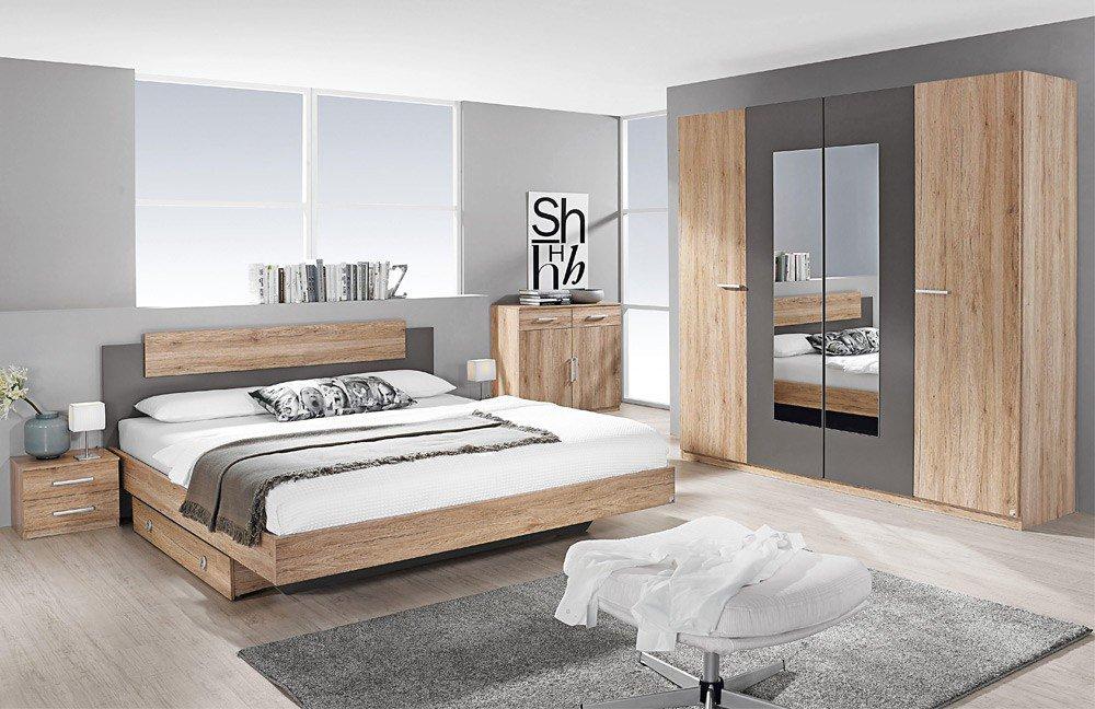 Rauch Borba Komplettes Schlafzimmer-Set | Möbel Letz - Ihr Online-Shop