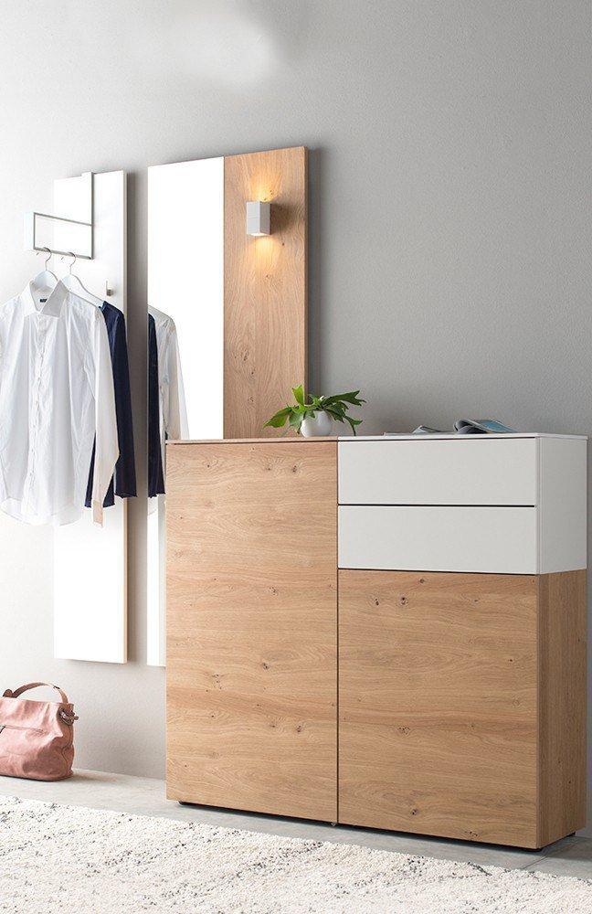 garderobe bennett 06 ethno eiche bl tenwei kollektion letz m bel letz ihr online shop. Black Bedroom Furniture Sets. Home Design Ideas