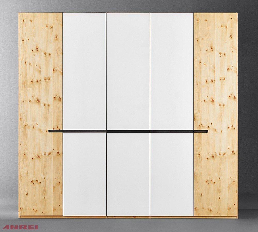 anrei tares bett zirbenholz reinweiß | möbel letz - ihr online-shop, Schlafzimmer entwurf