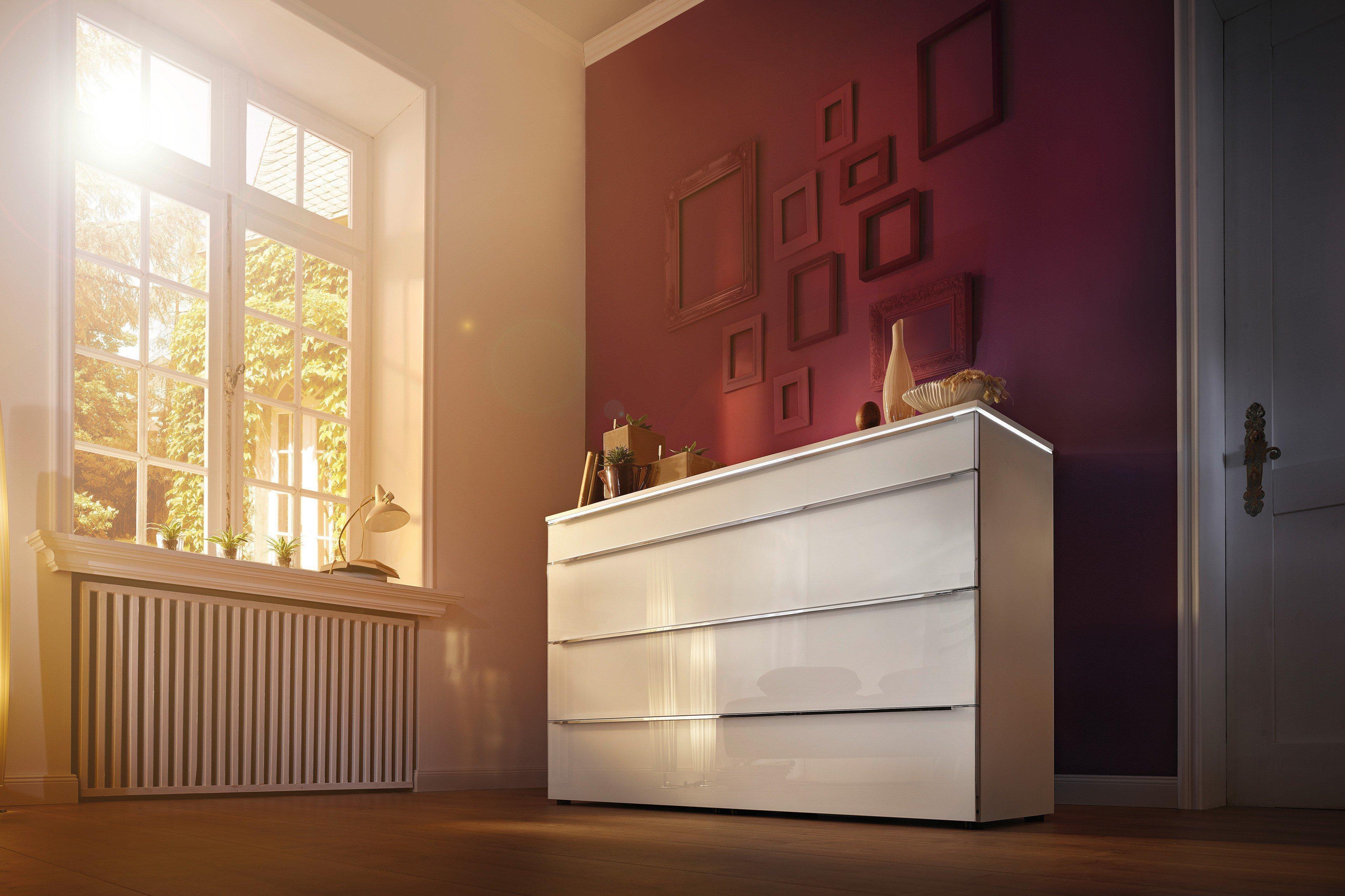 nolte alegro style kommode wei m bel letz ihr online shop. Black Bedroom Furniture Sets. Home Design Ideas