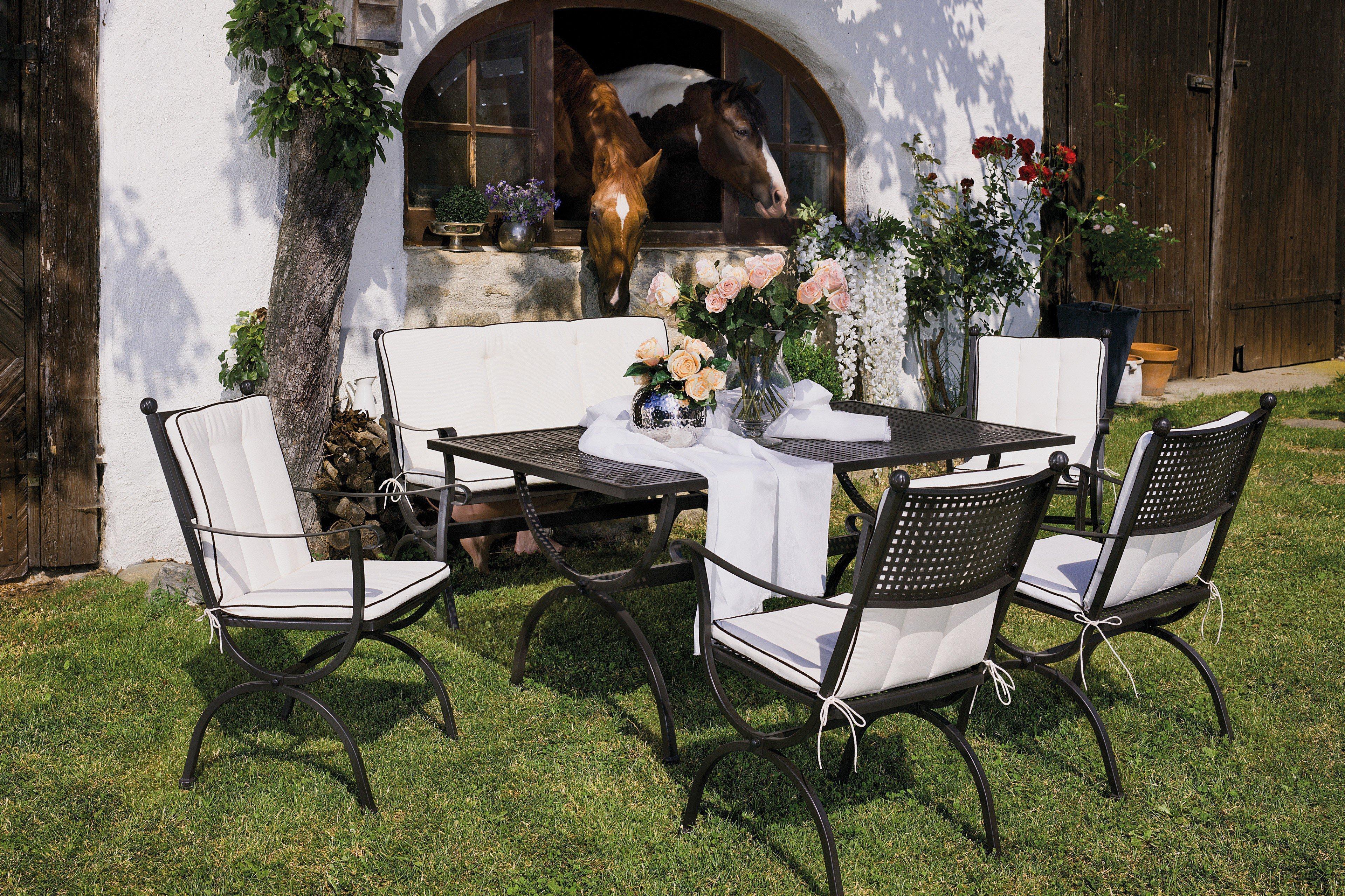 mbm gartentisch romeo ca 125 x 75 cm m bel letz ihr. Black Bedroom Furniture Sets. Home Design Ideas