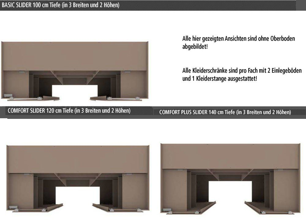 wellem bel ineo begehbarer schrank wei m bel letz ihr. Black Bedroom Furniture Sets. Home Design Ideas